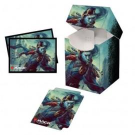 MTG Commander Legends V1 COMBO PRO 100+ Deck Box + sleeves