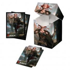 MTG Commander Legends V2 COMBO PRO 100+ Deck Box + sleeves