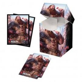 MTG Commander Legends V3 COMBO PRO 100+ Deck Box + sleeves