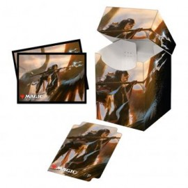 MTG Commander Legends V4 COMBO PRO 100+ Deck Box + sleeves