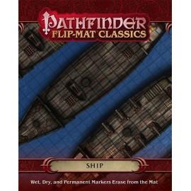 GameMastery Flip-Mat Classics Ship