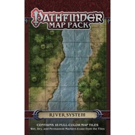 Pathfinder Map Pack River System