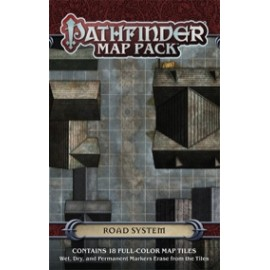 Pathfinder Map Pack: Road System