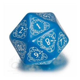 D20 Blue & White Level Counter
