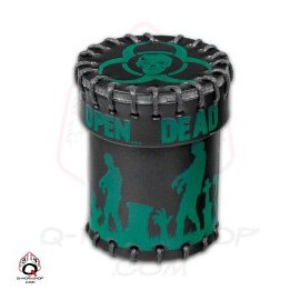 Black Zombie Leather Cup