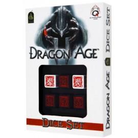 Dragon Age D6 Dice Set (6)