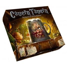 Cavern Tavern boxed board game