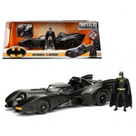 Batman 1989 Batmobile 1:24