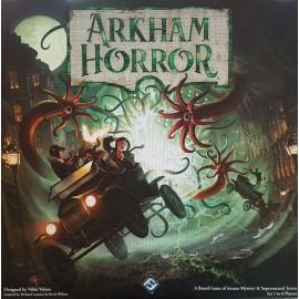 Arkham Horror Third edition Line