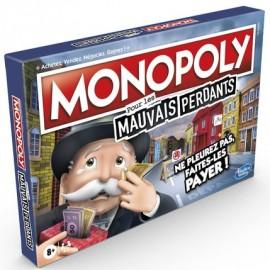 Monopoly Mauvais perdants Français