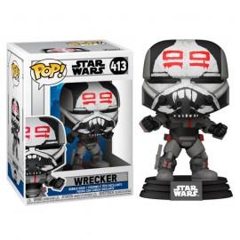 Star Wars:413 Clone Wars -Wrecker