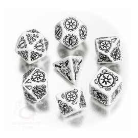 Pathfinder Shattered Star Dice Set(7)