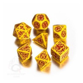 Pathfinder Legacy of Fire Dice Set(7)