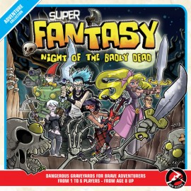 Super Fantasy - Night of the BadlyDead