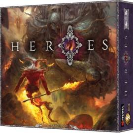 Heroes Boardgame