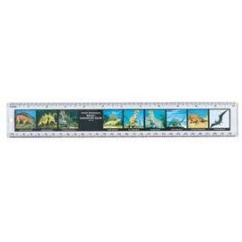 "12"" Safari Ruler Great Dinos"