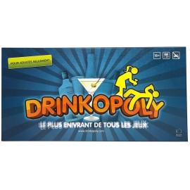 Drinkopoly jeux de plateau Français