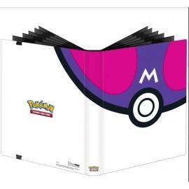 Pokémon Pro Binder Master Ball