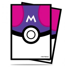 Pokémon Master Ball deckprotectorsleeves piece (65ct)