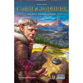 Cartographers: A Roll player's Tale bordspel NL