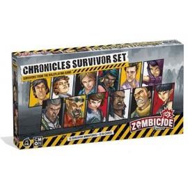 Zombicide 2nd Edition Chronicles Survivors Set