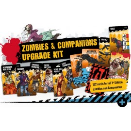 Zombicide 2nd Edition Zombies & Companions Upgrade Kit