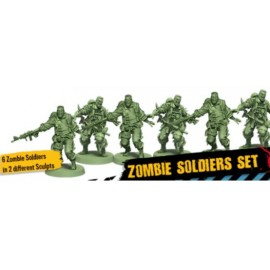Zombicide 2nd Edition Zombie Soldiers Set