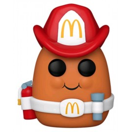 Ad Icons:112 McDonalds -Fireman Nugget