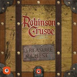 Robinson Crusoe: Treasure Chest - Board Game