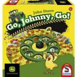 John Deere Go, Johnny, Go!