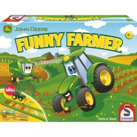 John Deere Funny Farmer