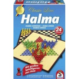 Dames Chinoises Classic line- Halma