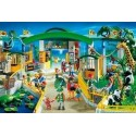 Puzzle Playmobil Zoo 60pc