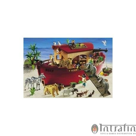 Puzzle Playmobil Noah 60pc