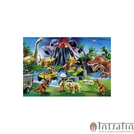 Puzzle Playmobil Dino 150pc