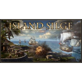 Island Siege - Card Game