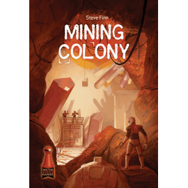 Mining Colony - board game