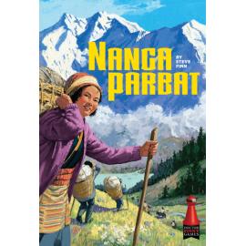 Nanga Parbat - board game