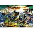 Puzzle Playmobil Pirates 150pc