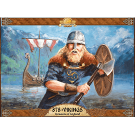 878 Vikings Age Invasion of England 2nd edition