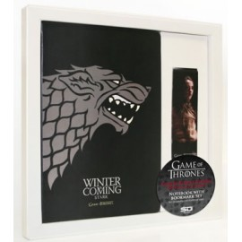 A Game of Thrones Notebook Stark