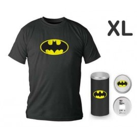 Batman Logo Black T-shirt (boys) XL