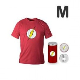 Flash Logo Red T-shirt (boys) M