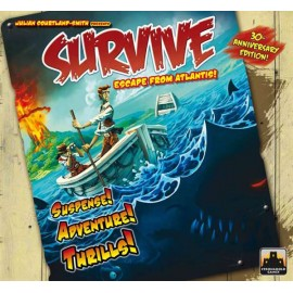 Survive Escape from Atlantis 30th A