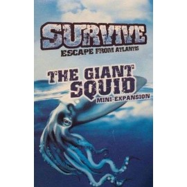 Survive The Giant Squid