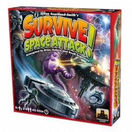 Survive Space Attack! 5-6 PLayer Mini-Expansion