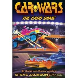 Car Wars The Card Games