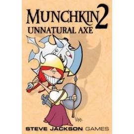 Munchkin 2 Unnatural Axe