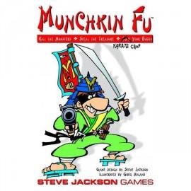 Munchkin Fu Revised