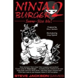 Ninja Burger 2 Sumo-Size Me!